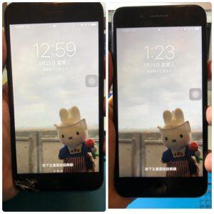 觀塘iPhone 6S Plus 爆Mon維修