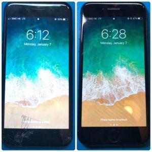觀塘iPhone5s爆mon維修