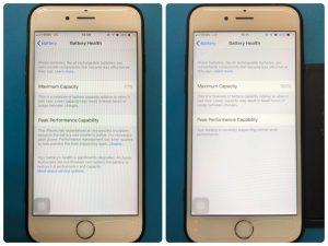 iPhone換玻璃維修