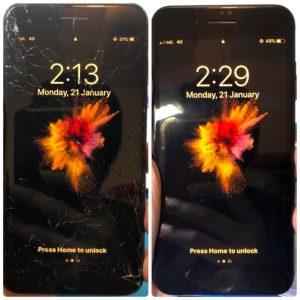 iPhone 6S Plus 爆mon維修