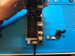 觀塘iPhone 6S充電位置維修