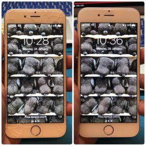 銅鑼灣iPhone6爆mon更換維修