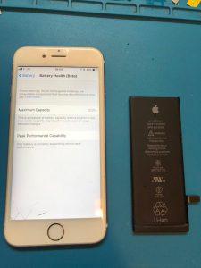 銅鑼灣iPhone6電池更換$250